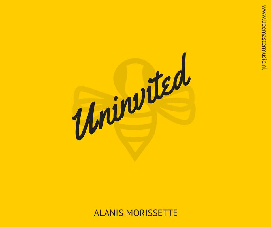 Arrangement voor popkoor en vocal group Uninvited - Alanis Morissette
