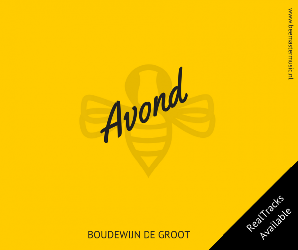 Avond – Boudewijn de Groot – Arrangementen voor koor en vocal group – Arrangements for choir and vocal group (2)
