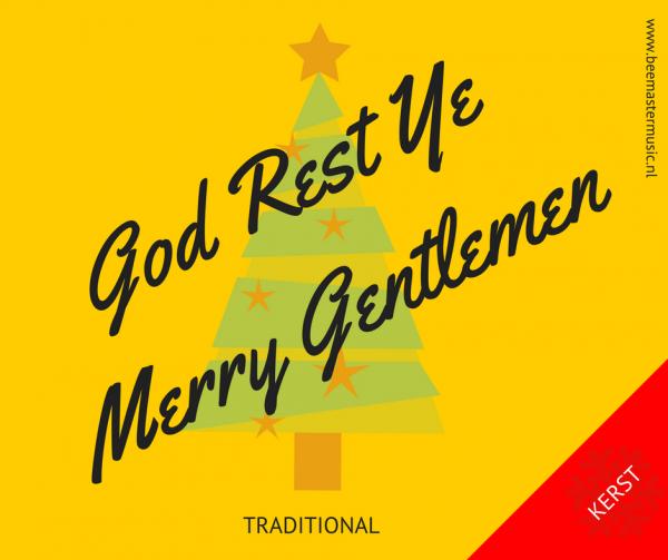 God Rest Ye Merry Gentlemen – Arrangementen voor koor en vocal group – Arrangements for choir and vocal group