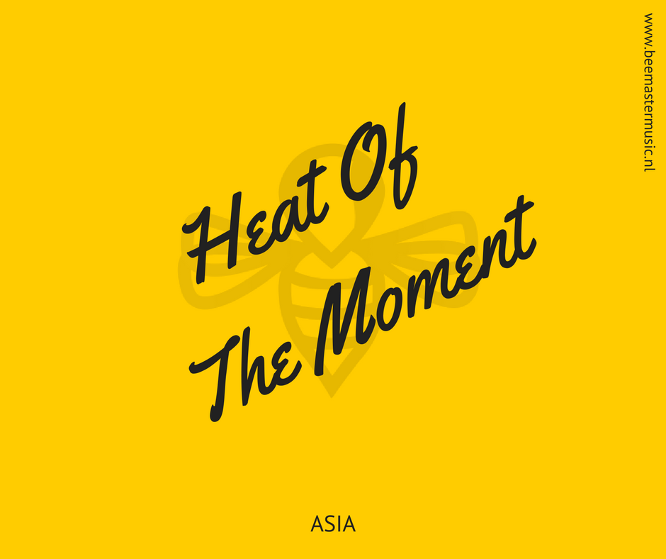 Heat Of The Moment - SATB+combo | koorarrangement