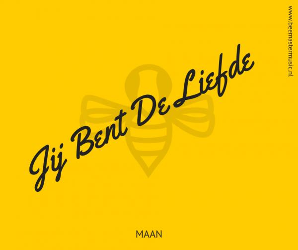 Maan – Jij Bent De Liefde – Arrangementen voor koor en vocal group – Arrangements for choir and vocal group