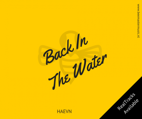HAEVN – Back In The Water – Arrangementen voor koor en vocal group – Arrangements for choir and vocal group