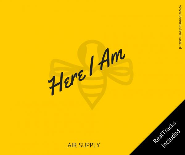 Air Supply – Here I Am – Arrangementen voor koor en vocal group – Arrangements for choir and vocal group