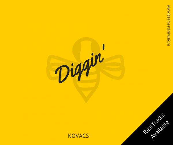 Kovacs – Diggin' – Arrangementen voor koor en vocal group – Arrangements for choir and vocal group